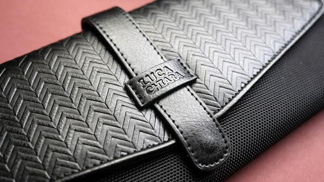 Luca Chiara Vegan Leather Wallet Review from Reasonable Raven