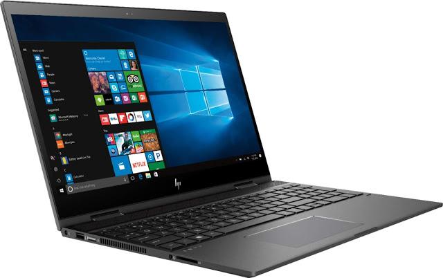 HP Envy x360 HD Touchscreen