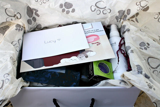 Cruelty Free For You and Me Subscription Box open