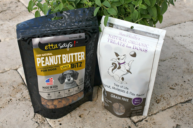 Cruelty Free For You and Me Subscription Box doggie treats