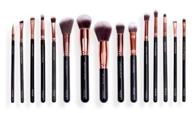 MOTD Cosmetics Lux Vegan Makeup Brush Set