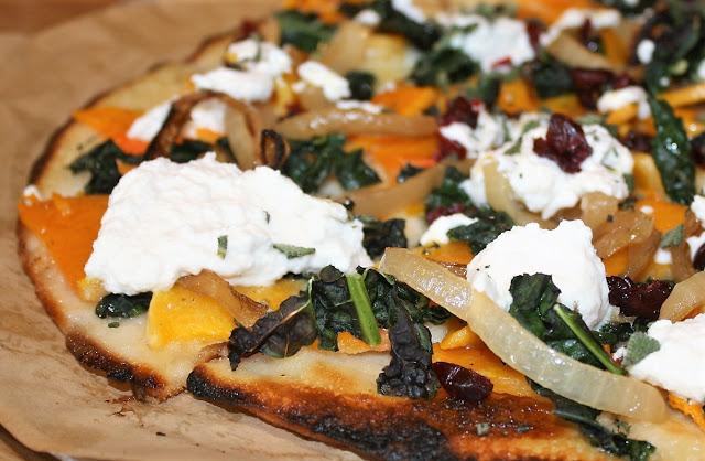 True Food Kitchen Butternut Squash Pizza