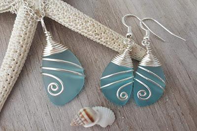 Yina Hawaii Handmade Sea Glass Jewelry