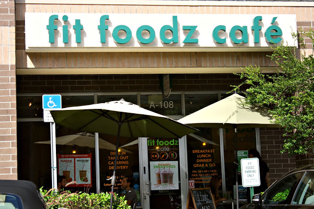 Fit Foodz Cafe storefront