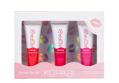 Kopari Coconut Kiss Lip Kit