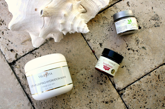 Veganuary Beauty with Facial, Masks, Mists, & Lips fave masks
