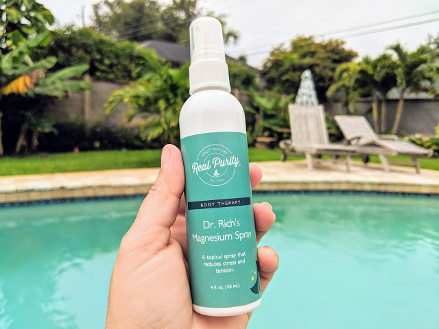 Real Purity Dr. Rich's Magnesium Spray
