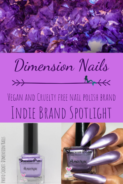 Dimension Nails Vegan & Cruelty Free Woman Owned Indie Brand