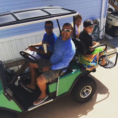What to Pack for a Weekend in the Florida Keys golfcart life