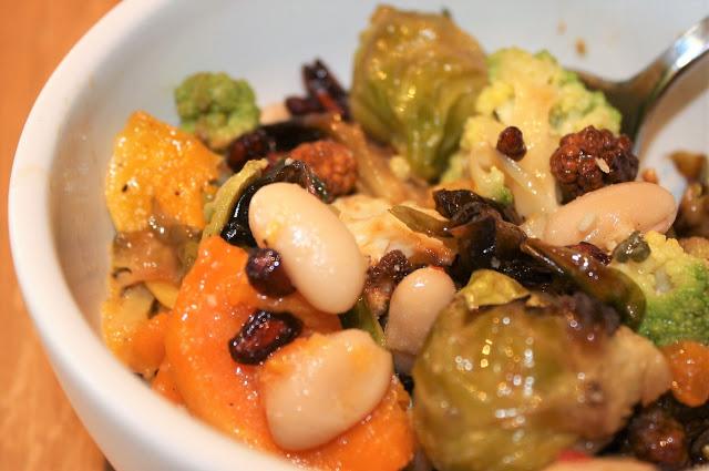 True Food Kitchen Seasonal Ingredient Salad