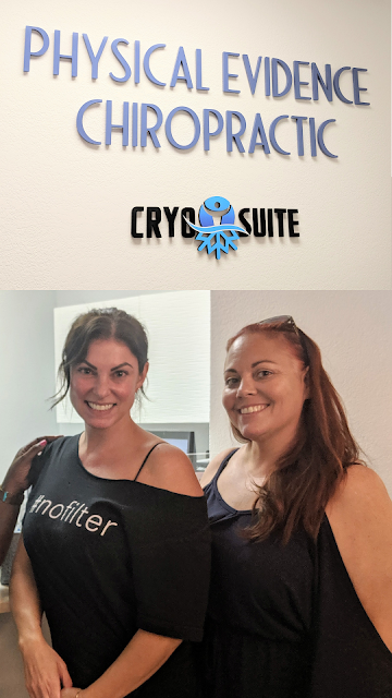 Cryoskin Specialist, Brooke, at Physical Evidence in Boca Raton