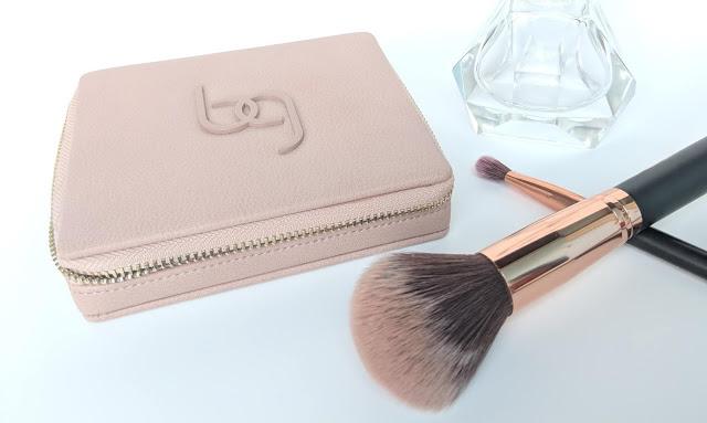 B-Glowing Beauty Illuminate + Shine Palette Zipper Pouch