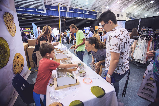 Baked Goods and Cookies at VegFest Fort Lauderdale