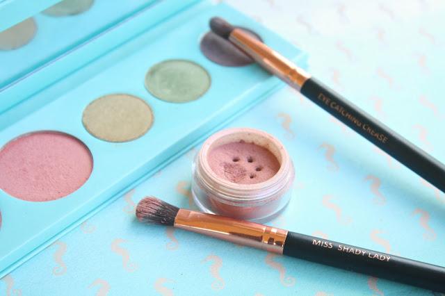 MOTD Brushes Miss Shady Lady & Eye Catching Crease Eyeshadow Brushes