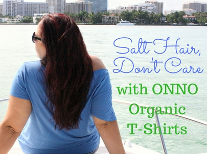 Salt Hair, Don't Care with ONNO T-Shirts blog title