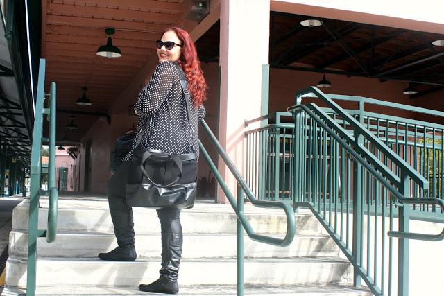 Luca Chiara Vegan Leather Tote Bag Review long shoulder strap option