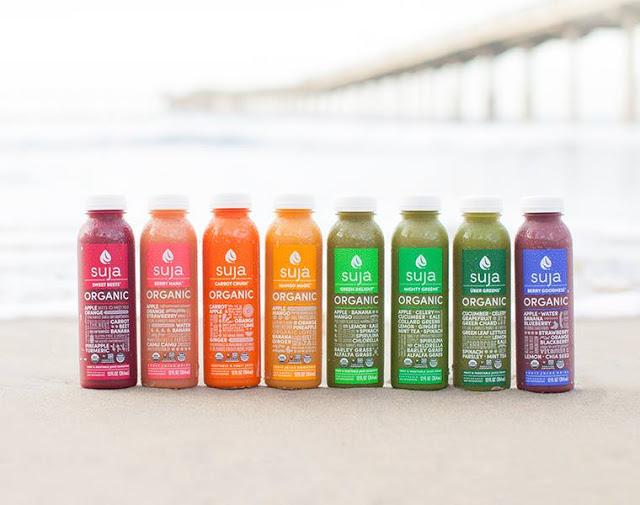 Suja Organics Juices