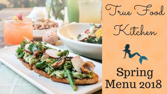 True Food Kitchen Spring Menu 2018 Preview Easter Brunch