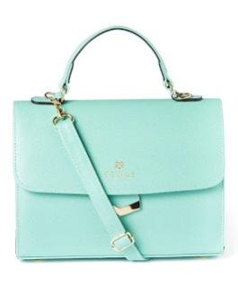 Gunas Flamingo Bag in Mint