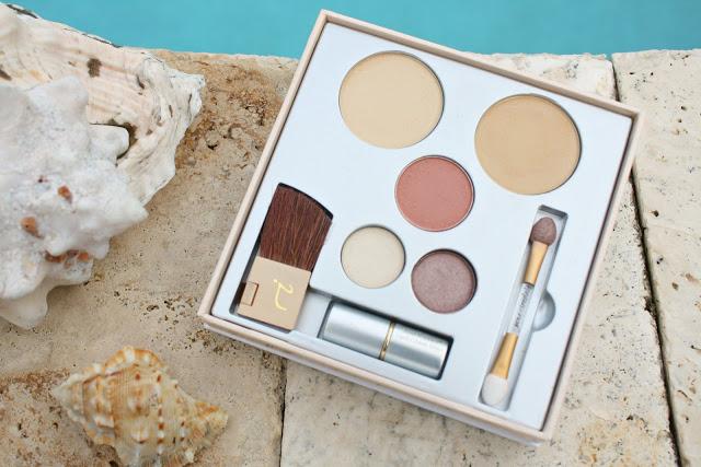 Jane Iredale Pure & Simple Makeup Kit medium shades